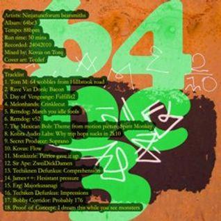 64BarChallenge>vol3<88bpm-mixed-by-K0va5