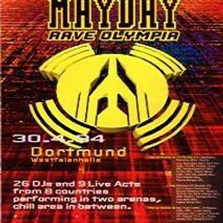 Ilsa Gold (Live PA) @ Mayday - Dortmund - 30.04.1994