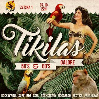 Tikilas #7 - Val de Vil mix - October 2016