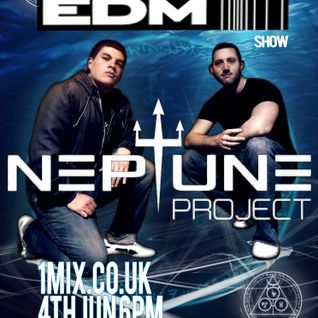 062 The EDM Show with Alan Banks & guests Neptune Project