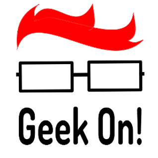 Geek on 26th October