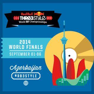 DJ TNT - Red Bull Thre3style's Lucky Bastid