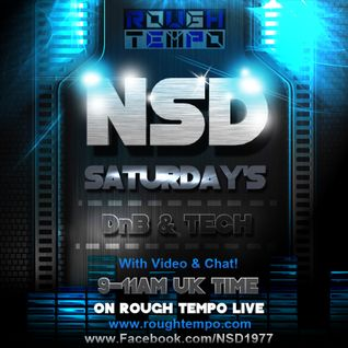 NSD live on Rough Tempo 28th Dec 2013 Vinyl classic xmas special