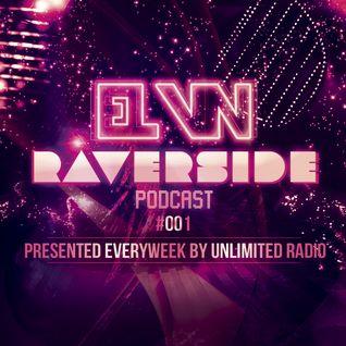 Unlimited Radio - Raverside by ELVN #001