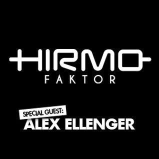 Hirmo Faktor @ Radio Sky Plus 07-12-2012 - special guest: Alex Ellenger