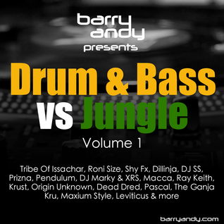 Barry Andy Drum & Bass vs. Jungle Vol. 1