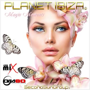 Planet Ibiza - Magic Moments #1 mixed by Derek D