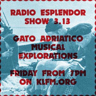 Radio Esplendor #3.13.