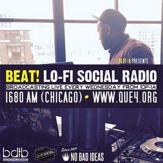 Lo-Fi Social Radio | Ep. 13 Vapor Eyes
