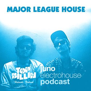 Juno x Top Billin Podcast volume 5 - Mixed by The Knight Cats (Major League House)