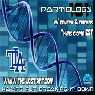 Partiology 101 on www.the-lost-art.com 2.02.12