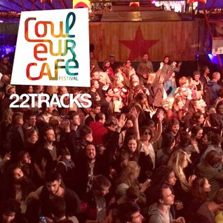 Live from Couleur Café Festival (2nd July 2016, Mamafoufou)