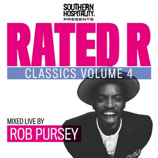 Rated R Classics Vol.4 - Mixed Live By Rob Pursey