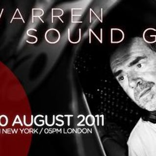 Nick Warren - Sound Garden 008 - 30-aug-2011