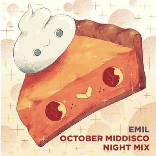 Emil - October midisco music mix