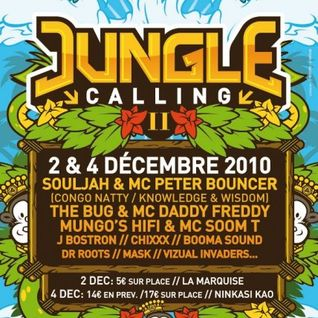 Dr Roots - Jungle Calling 2