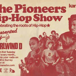 The Pioneers Hip Hop Show #21 (5.2.13)
