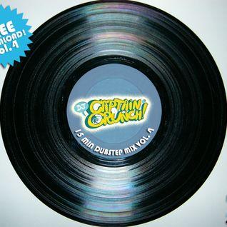 15 MIN DUBSTEP MIX VOL. 4 - DJ CAPTAIN CRUNCH