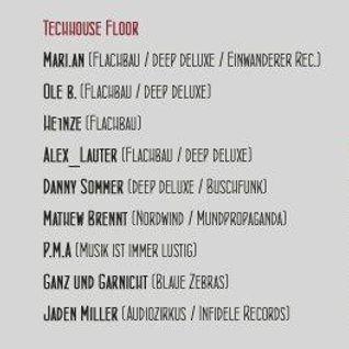Andie Klaer @ Low Frequency Stereokings (Himmelfahrt-Flachbau)