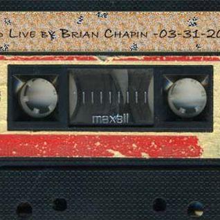 Mixed Live - Brian Chapin - 03.31.2013