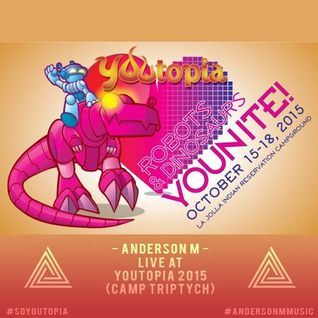 Live @ YOUtopia 2015 (Camp Triptych)