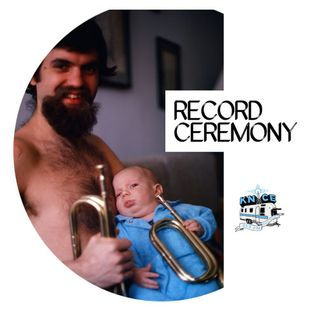 RECORD CEREMONY w Miles Bonny LIVE VINYL RADIO on 93.5fm w guest Francis Bonny - Taos New Mexico USA