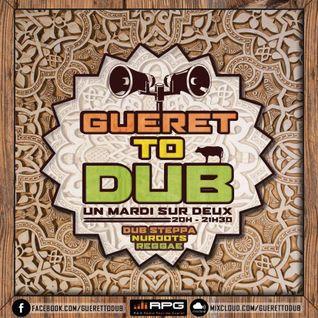 Guéret To Dub#90(Only Vinyl selecta)