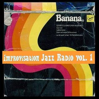 improvisation jazz radio vol 1