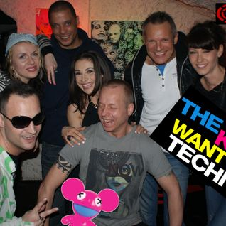 Frenzzy Tr-XX-PRESS THE BUTTON,MAKE SOME TECHNO_pt.2