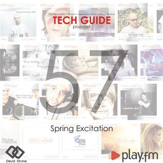 David Divine - Tech Guide #57 (Spring Excitation)