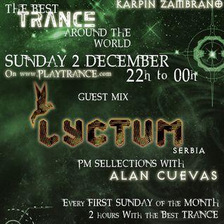SuburbanParade RadioShow 003 with Lyctum (TesseracTstudio/Serbia)