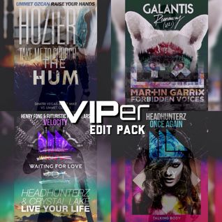 VIPer Edit Pack - VOL.1