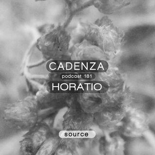 Cadenza Podcast | 181 - Horatio (Source)