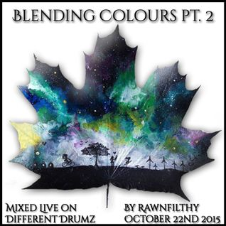 Blending Colours Pt. 2 Live on DDZ [22-10-15]