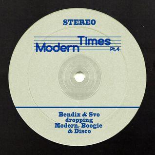 Modern Times Pt. IV