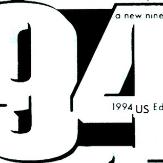 A NEW NINETIES 1994 US EDITION