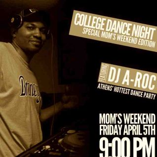DJ A-roc Ohio University Mom's Weekend Mixtape pt3