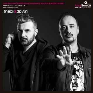 Trackitdown presents Veerus & Maxie Devine on Ibiza Sonica, September 2016