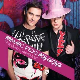 DJ MAG CD 2012 mixed by Marc Vedo and Boy George- Released November 2012