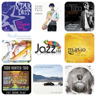 Full Circle on JazzFM: 3 July 2016