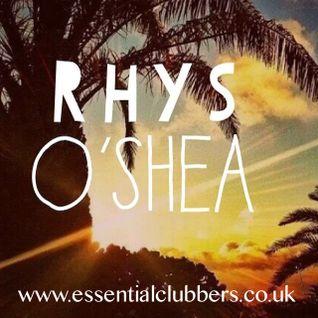 120bpm Deep House Rhys O'Shea live @ Ec Radio 4 -11