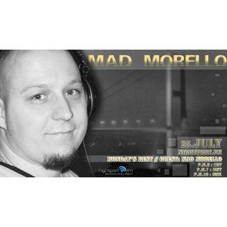 Mad Morello - Monday's Rest Guest Mix at Nightport.fm