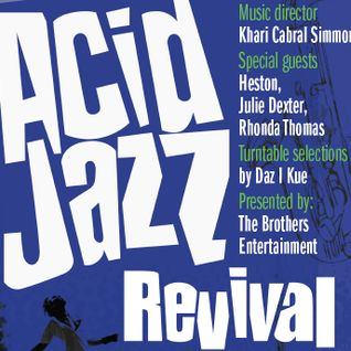 Acid Jazz Revival Mix