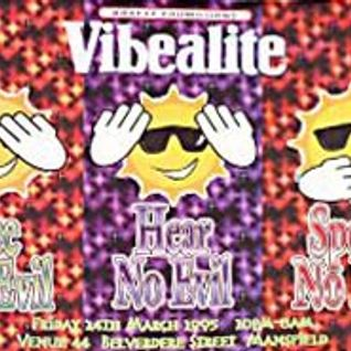 Grooverider - Vibealite '2nd birthday' - 29-9-95 - A