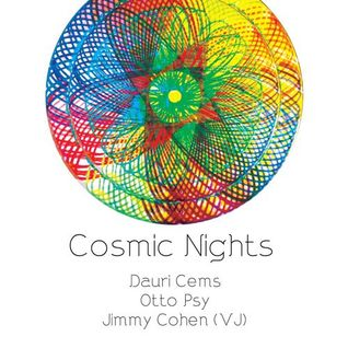 DauriCems@Cosmicnights-22/08/2014