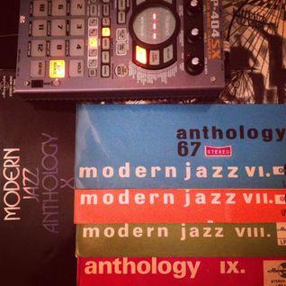 Modern Jazz Anthology Mix VI-X (2015)