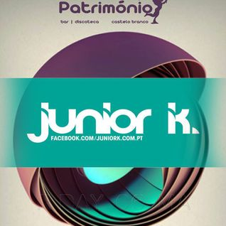 JUNIOR K. Live @ Património Disco Club (C.Branco) / 06.05.16