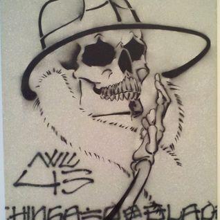 """Iztapalabra entrevista a Chaz Bojorquez """"pionero en el Grafitti de los Angeles California"""" el día 27"""