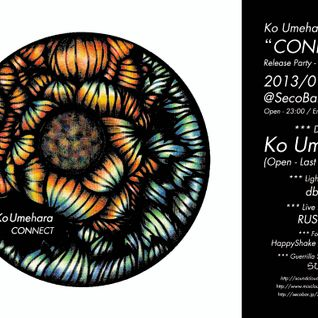 2013/01/05『CONNECT』Release Party Live Mix Part.2