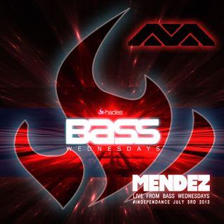 MENDEZ - Live at BASS WEDNESDAYS 07.03.13